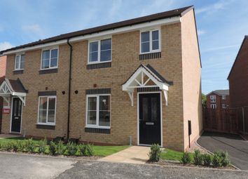 Thumbnail 3 bed semi-detached house to rent in Palisade Close, Newport, Shropshire