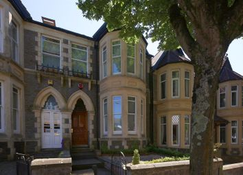 Thumbnail 4 bed terraced house for sale in Clive Road, Canton, Cardiff
