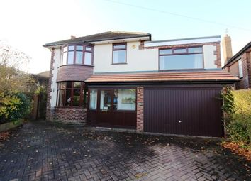 Thumbnail 5 bed detached house for sale in Lindsay Avenue, Cheadle Hulme, Cheadle, Greater Manchester