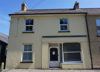 Thumbnail 3 bed terraced house for sale in Cunard House (Former Butchers Shop), Quay Road, Goodwick, Pembrokeshire