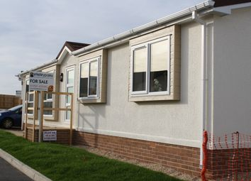 Thumbnail Mobile/park home for sale in New Park Home, Swanage