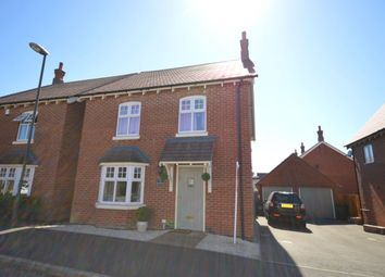 Thumbnail 4 bed detached house for sale in Ashford Way, Church Gresley, Swadlincote