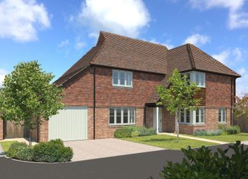 Thumbnail 4 bed detached house for sale in Frenchmans Heights, Borough Hill, Petersfield