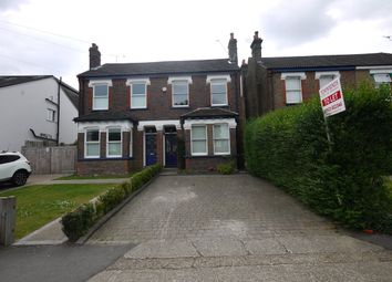 Thumbnail 4 bed semi-detached house to rent in Hallowell Road, Northwood