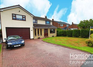 Thumbnail 4 bed detached house for sale in High Bank, Over Hulton, Atherton, Manchester.