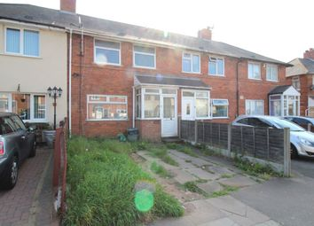 Thumbnail 2 bed terraced house for sale in Sunningdale Road, Tyseley, Birmingham