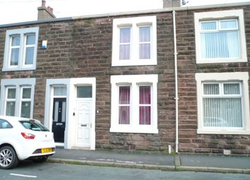 Thumbnail 3 bed terraced house for sale in 5 Frazer Street, Workington, Cumbria