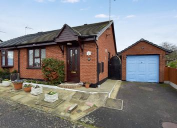 Thumbnail 2 bed semi-detached bungalow for sale in Benton Close, Witham