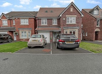 Thumbnail 5 bed detached house for sale in Wakenshaw Drive, Newton Aycliffe, Durham