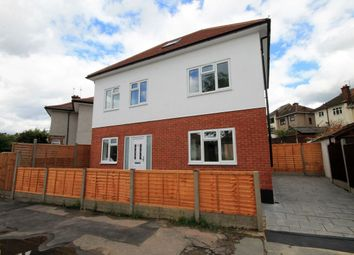 Thumbnail 4 bedroom detached house for sale in Clockhouse Lane, Collier Row, Romford