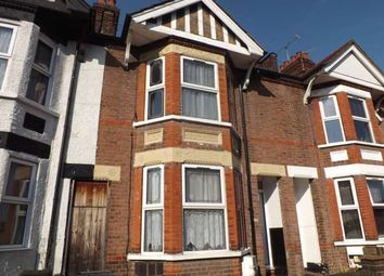 Thumbnail 3 bed terraced house to rent in Dallow Road, Luton