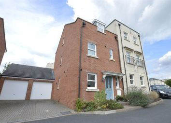 Thumbnail 4 bed semi-detached house for sale in Ruardean Walk, Cheltenham, Gloucestershire