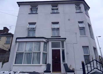 Thumbnail 5 bed flat for sale in Eaton Road, Margate