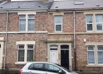 Thumbnail 5 bedroom terraced house to rent in Tamworth Road, Arthurs Hill, Newcastle Upon Tyne