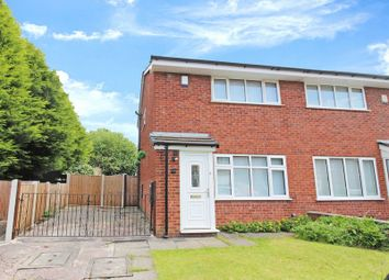 Thumbnail 2 bed semi-detached house for sale in Wallgarth Close, Winstanley, Wigan