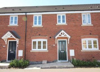 Thumbnail 3 bedroom terraced house for sale in Tempestes Way, Cardea, Peterborough