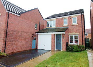 Thumbnail 3 bed detached house for sale in Melbreak Avenue, Carlisle