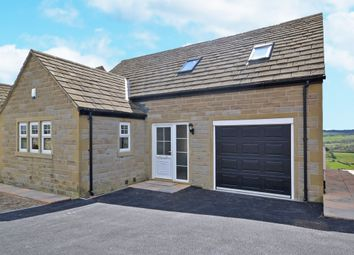 Thumbnail 4 bed detached house for sale in Foxroyd Lane, Dewsbury