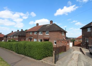 Thumbnail 2 bedroom semi-detached house for sale in Harborough Avenue, Sheffield