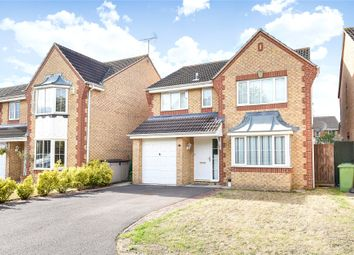 Thumbnail 4 bed detached house for sale in Paddick Drive, Lower Earley, Reading, Berkshire