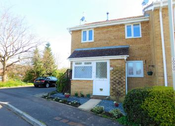 Thumbnail 1 bed terraced house to rent in Oakley Gardens, Upton, Poole