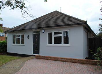 Thumbnail 3 bedroom bungalow for sale in Wingletye Lane, Hornchurch