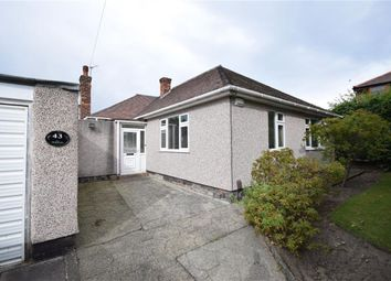 Thumbnail 2 bed detached bungalow for sale in Saltburn Road, Wallasey, Merseyside