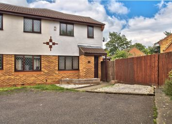 Thumbnail 1 bedroom terraced house for sale in Eayre Court, St. Neots, Cambridgeshire