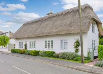 Thumbnail 3 bed cottage for sale in High Street, Longstanton, Cambridge