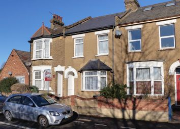 Thumbnail 3 bed terraced house for sale in Gilbert Street, Enfield