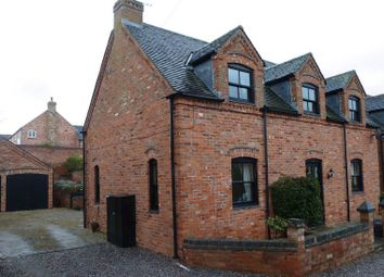 Thumbnail 4 bed property to rent in Main Street, Wysall, Nottingham