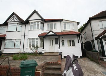 Thumbnail 6 bed semi-detached house to rent in Glebe Crescent, London