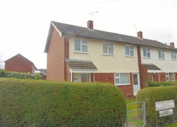 Thumbnail 3 bed end terrace house for sale in Wilton Avenue, Hereford