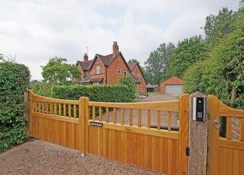 Thumbnail 4 bed detached house for sale in Lea End Lane, Hopwood, Alvechurch
