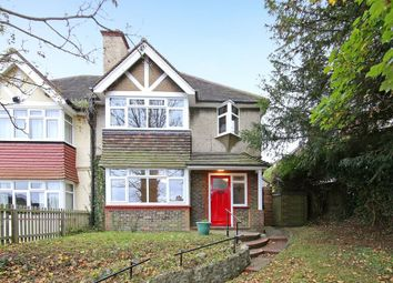Thumbnail 3 bed semi-detached house to rent in Rickman Hill, Chipstead, Coulsdon