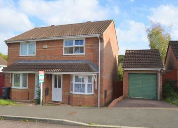 Thumbnail 2 bed semi-detached house for sale in Banfield Way, Honiton
