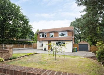 Thumbnail 5 bed detached house for sale in Heath Avenue, Mansfield