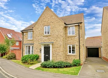 Thumbnail 4 bed detached house for sale in Knights Way, St. Ives, Cambridgeshire