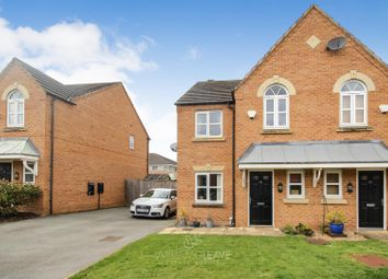 Thumbnail 3 bed semi-detached house for sale in Tai Maes, Mold