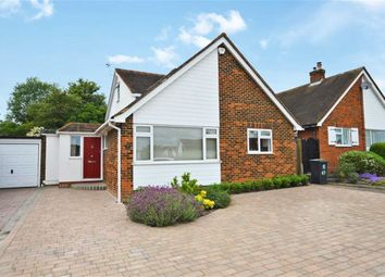 Thumbnail 3 bed detached bungalow for sale in The Orchards, Epping