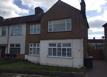 Thumbnail 2 bedroom maisonette to rent in Lincoln Way, Enfield
