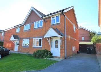 3 bed end terrace house to rent in Plover Drive, Chickerell, Weymouth, Dorset DT3