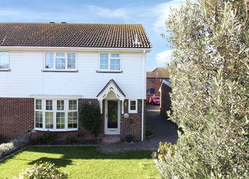 Thumbnail 3 bed semi-detached house for sale in Belinda Court, Folkestone, Kent
