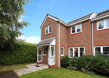 Thumbnail 3 bed end terrace house for sale in Berkeley Close, Warrington