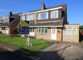 Thumbnail 3 bed semi-detached house for sale in Goodwood Avenue, Fulwood, Preston