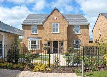 Thumbnail 4 bed detached house for sale in The Winstone, Grange Park, Hampsthwaite, Harrogate