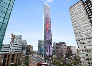 Thumbnail 1 bedroom flat for sale in Saffron Tower, Saffron Square, Croydon