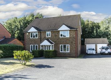 Thumbnail 6 bed detached house for sale in Oak Vale, West End, Southampton, Hampshire