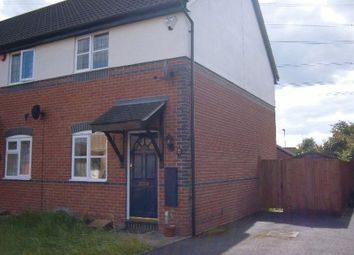 Thumbnail 2 bedroom semi-detached house to rent in Roding Way, Didcot