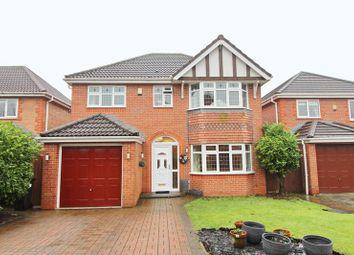 Thumbnail 4 bedroom detached house for sale in Marsham Road, Westhoughton, Bolton